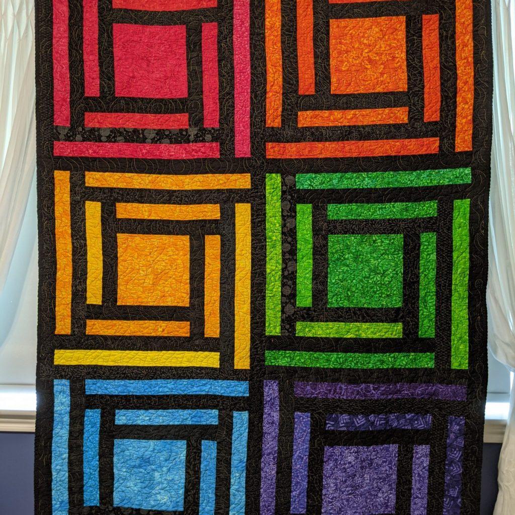 batik rainbow